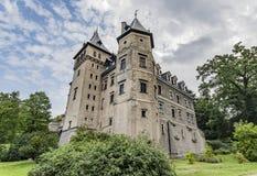 Goluchow slott, tidig renässansslott i Polen Royaltyfri Fotografi