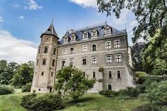 Goluchow slott, tidig renässansslott i Polen Royaltyfria Foton