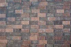 Golv för bakgrundstegelstentextur Royaltyfri Fotografi