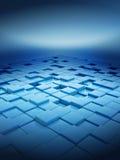 golv för ask 3d Fotografering för Bildbyråer