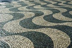 Golv i Lissabon Fotografering för Bildbyråer