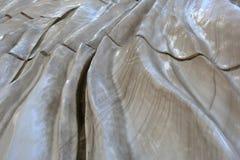 Golven van ceramisch Vuile abstracte achtergrond Royalty-vrije Stock Fotografie