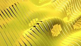 Golven van Strepenvj Lijn vector illustratie