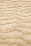 Golven van zand Stock Afbeeldingen