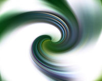 Golven zoals groen wit ontwerp Royalty-vrije Stock Afbeeldingen