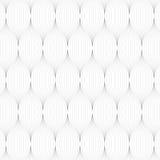 Golvend lijnpatroon Vector illustratie Royalty-vrije Stock Fotografie