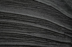 Golvend patroon van houten vezels Royalty-vrije Stock Foto's