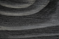 Golvend patroon van houten vezels Royalty-vrije Stock Foto