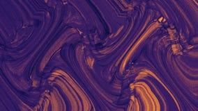 Golvende kleurenplons Hand geschilderde samenvatting gekleurde verfplons Grunge schilderde digitaal document Het acrylart. van ve royalty-vrije stock foto's