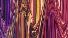 Golvende kleurenslagen Van de Grungeverf & inkt kwaststreektextuur Waterplons op papier royalty-vrije stock foto's