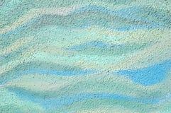 Golvende Textuur Stock Foto