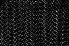 Golvende zwart-witte textuurachtergrond, Royalty-vrije Stock Foto