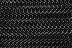 Golvende zwart-witte textuurachtergrond, Royalty-vrije Stock Afbeeldingen
