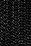 Golvende zwart-witte textuurachtergrond, Stock Fotografie