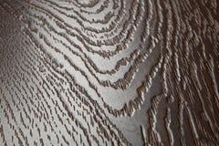 Golvet av den bruna laminaten Bakgrund Royaltyfria Bilder