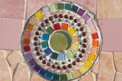 Golvet dekorerar Arkivfoto