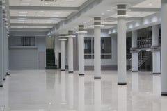 golvet shoppar Arkivbild