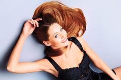 golvmodell Royaltyfri Foto