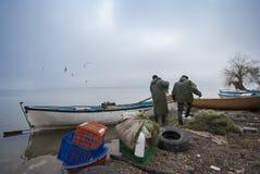 Golyazi sjö royaltyfri foto