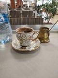 Goma-arábica do café imagem de stock