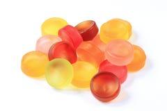 Goma de la fruta foto de archivo libre de regalías