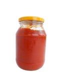 Goma de tomate Imagen de archivo libre de regalías