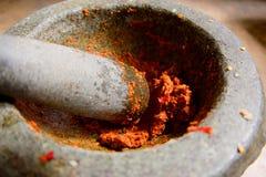 Goma del curry Imágenes de archivo libres de regalías
