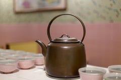 Goma tradicional china del sésamo de la comida Imágenes de archivo libres de regalías