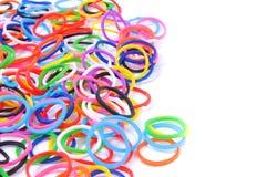 Gomas coloridas Fotos de archivo libres de regalías