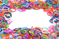 Gomas coloridas Imágenes de archivo libres de regalías
