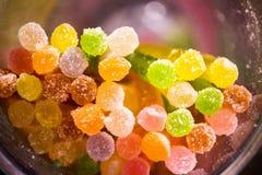 Gomas dulces Fotografía de archivo libre de regalías