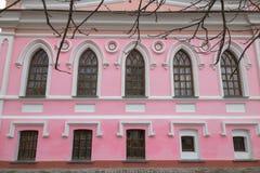 GOMEL, ΛΕΥΚΟΡΩΣΊΑ - 20 ΝΟΕΜΒΡΊΟΥ 2016: Έκθεση φωτογραφιών σχετικά με το λαϊκό Μουσείο Τέχνης Vetka, Gomel, Λευκορωσία Στοκ φωτογραφία με δικαίωμα ελεύθερης χρήσης