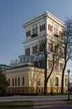 Gomel, παλάτι rumyantsev-Paskevich Πύργος Στοκ Εικόνες