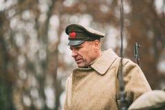 Gomel, Belarus Célébration pour le siècle d'octobre Revolutio Photographie stock