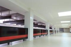 Gomel, Bielorrusia - 3 de junio de 2015: Un centro sociocultural de la institución del oblast cultural de Gomel, calle Lange 17, Fotos de archivo libres de regalías