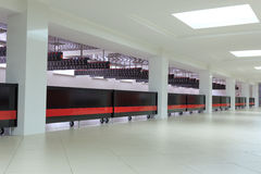 Gomel, Bielorrusia - 3 de junio de 2015: Un centro sociocultural de la institución del oblast cultural de Gomel, calle Lange 17, Fotografía de archivo