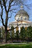 Gomel, cathédrale de Peter et de Paul Photographie stock libre de droits