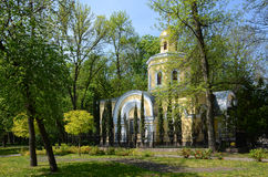 Gomel, church of St. John the Baptist (baptismal) Royalty Free Stock Photography