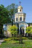 Gomel, church of St. John the Baptist stock photo