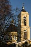 Gomel Domkyrka av Peter och Paul Arkivfoton
