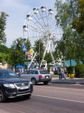 Gomel Park. Stock Photo