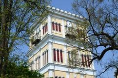 Gomel, rumyantsev-Paskevich παλάτι, πύργος Στοκ φωτογραφία με δικαίωμα ελεύθερης χρήσης