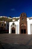 gomera εκκλησιών Λα βασικό San Sebastian Στοκ Φωτογραφίες