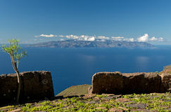 Gomera Royalty Free Stock Photos