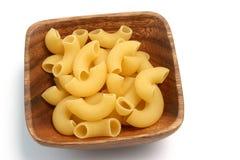 Gomiti 02 della pasta Immagine Stock