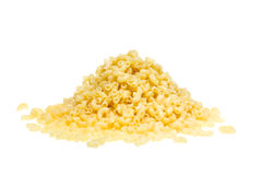 Gomito macaroni pile Stock Photography