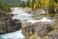 Gomito River Valley immagini stock libere da diritti