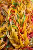 Gomma elastica per con priorità bassa Fotografia Stock Libera da Diritti