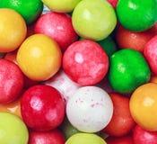 Gomme colorée Image stock