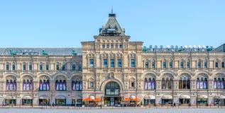 GOMME dans la place rouge de Moscou Photographie stock